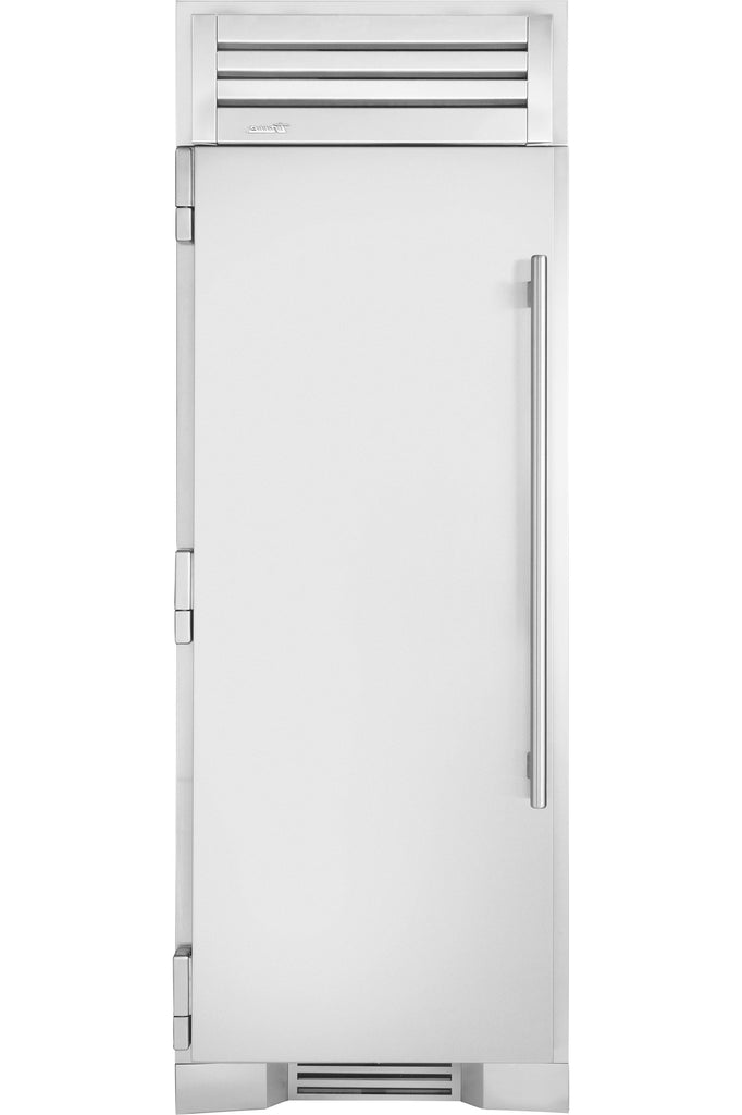 True-Residential TR-30REF-L-SS-A 30inch column - all refrigerator - stainless door - Hinged Left