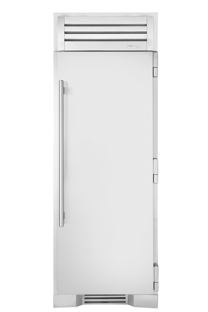 True-Residential TR-30REF-R-SS-A 30inch column - all refrigerator - stainless door - Hinged Right