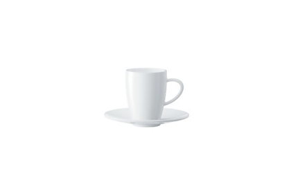 Jura  66498 White Espresso Cups /Saucers. Gift Box – Set of 6