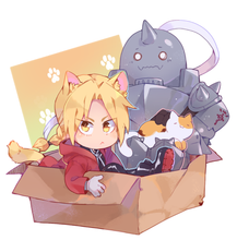 Load image into Gallery viewer, FMA Strays Charm