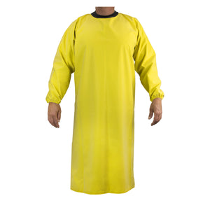 Poultry and Lab Smocks | Midweight Single Coated Neoprene On Nylon