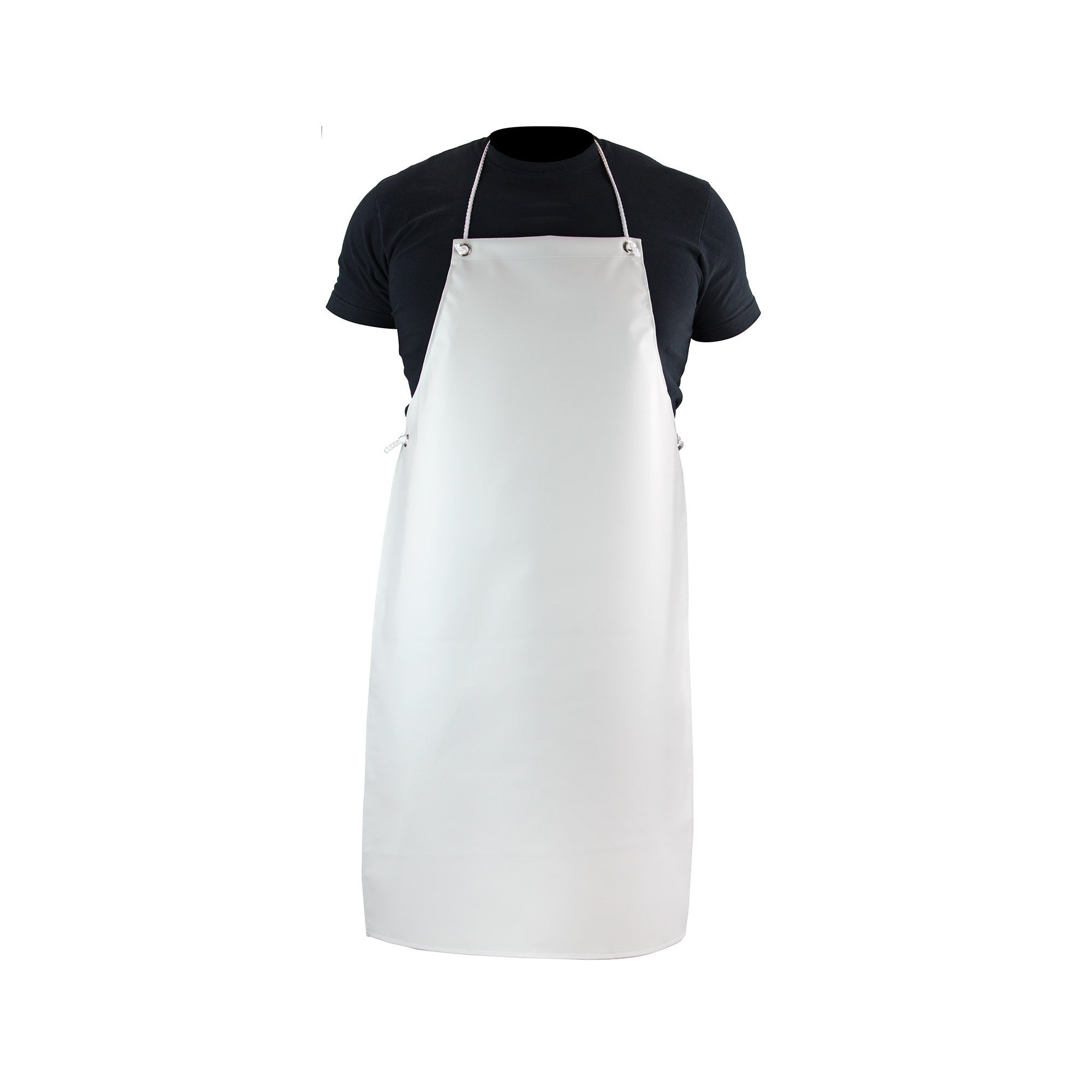 White apron menu
