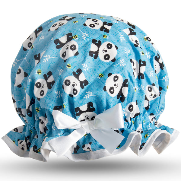 Save the pandas!  Penelope Panda is too cute to resist.  Available in both mum and daughter sizes.  Machine washable.