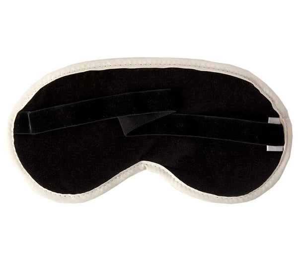 Blue Rose Garden Eye Mask