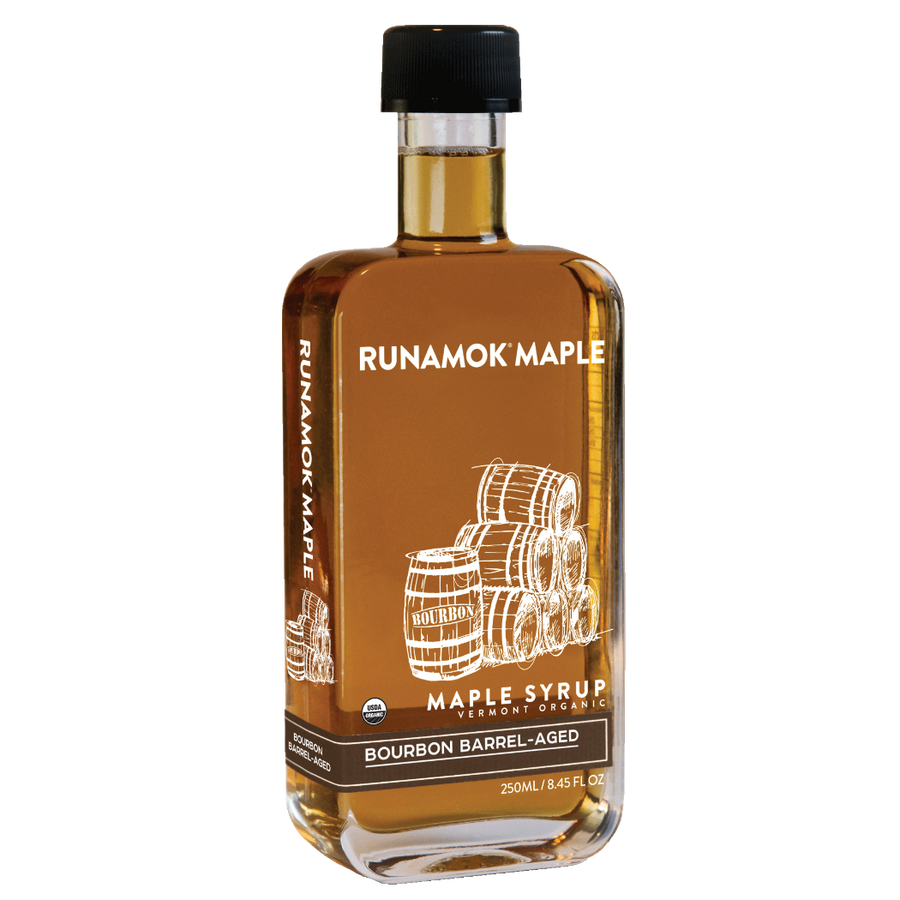 Bourbon Barrel-Aged Maple Syrup 250ml