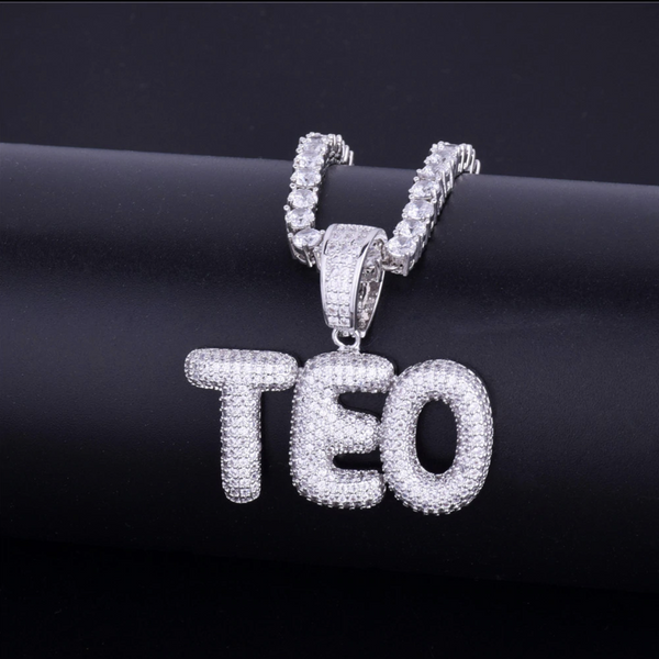 Diamond Name Necklace (PREORDER)