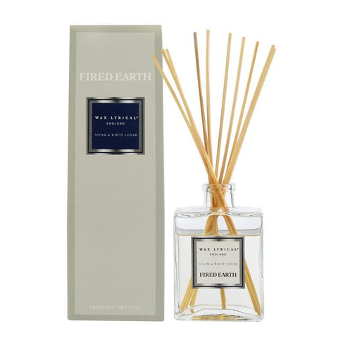 Reed Diffuser - Assam and White Cedar