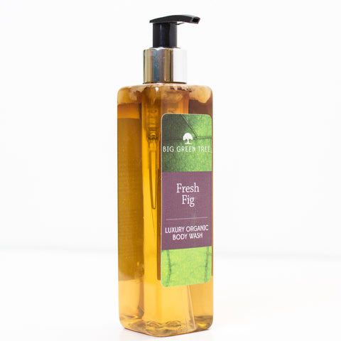 Body Wash - Fresh Fig - Organic (250ml) - Love Roobarb