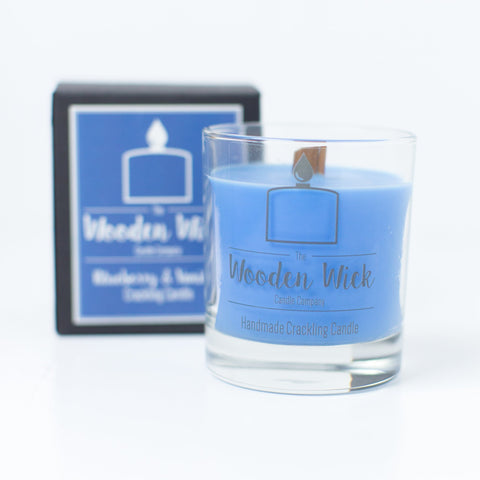 Candle - Blueberry & Vanilla