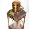 Copper Cargo Lamp
