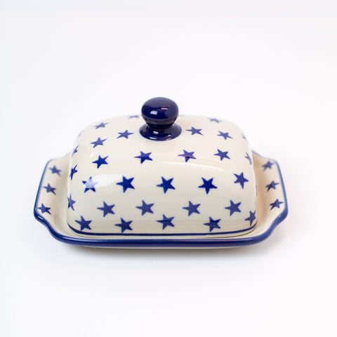 Butter Dish - Morning Star