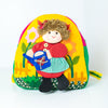 Children's Backpack - Girl with Watering Can