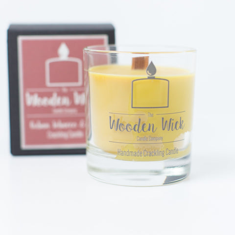 Candle - Cuban Tobacco and Oak