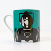 Dr Who Cyberman Mug