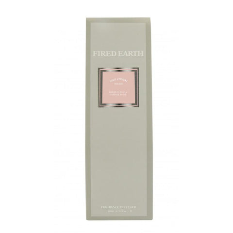 Reed Diffuser 200ml - Darjeeling and Damask Rose