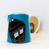 Dr Who Tardis Coffee/Teapot
