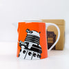 Dr Who Dalek Coffee/Teapot