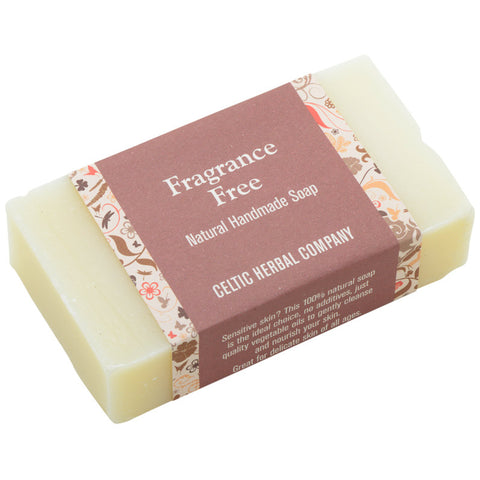 Soap - Fragrance Free - 100% Natural
