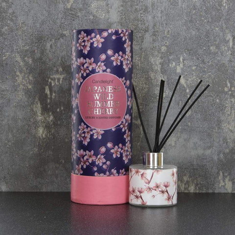 Reed Diffuser - Japanese Wild Summer Cherry