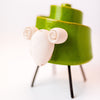 Ceramic Large Sheep - Green