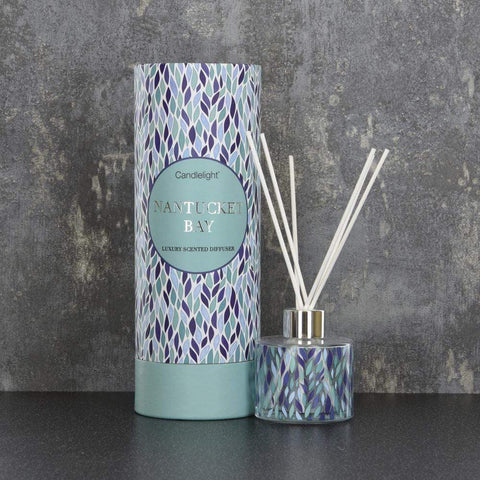 Reed Diffuser - Nantucket Bay - Love Roobarb