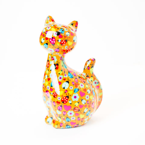 Money Box - Caramel The Cat