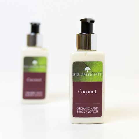 Hand and Body Lotion - Coconut - Organic
