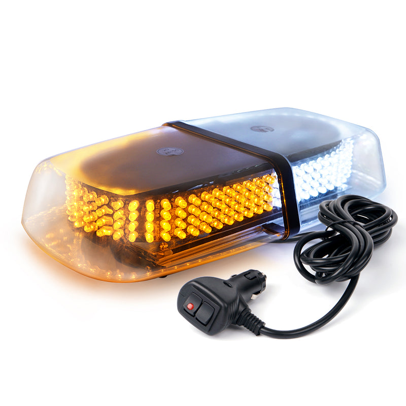 Xprite Alpha Series 240 LED Strobe Light with Magnetic Base