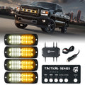 Xprite Tactical 24 Series LED Marker Strobe Lights - Set of 4