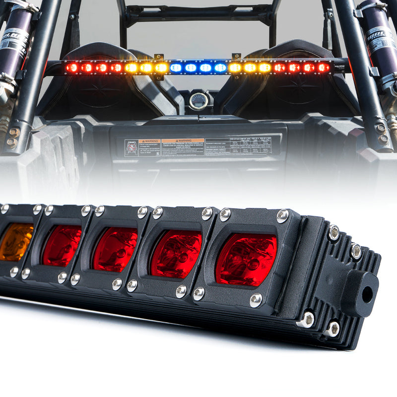 "Xprite RX Series 30"" G9 Offroad Rear Chase LED Strobe Lightbar"