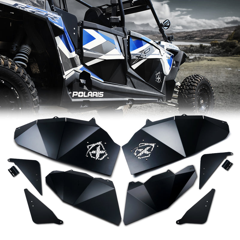 Xprite Lower Door Panel Inserts For 2014-2020 Polaris RZR S 900 XP 1000 Turbo