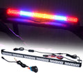 "Xprite RZ Series 36"" Offroad Rear Chase LED Strobe Lightbar"