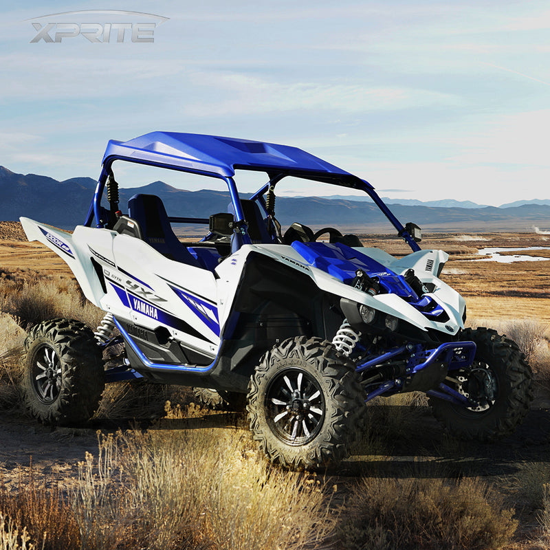"Xprite 40"" Lightbar and Dome Light Brackets for 2016-18 Yamaha YXZ 1000R Models"