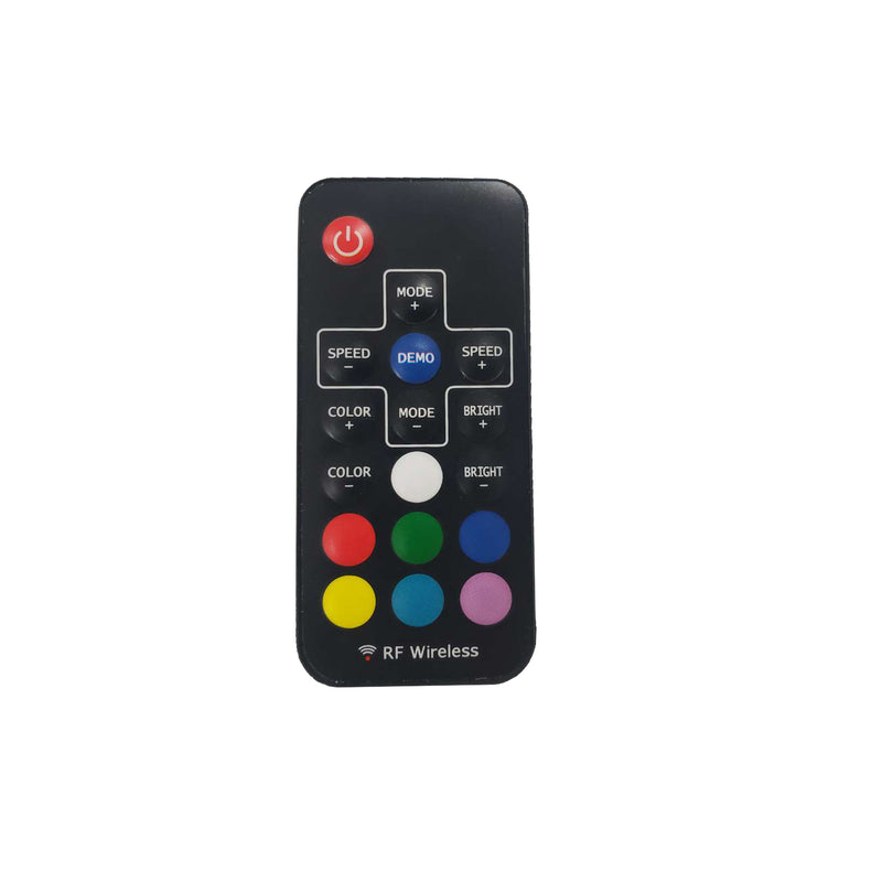 Xprite Replacement Remote Control for RGB LED Whip Lights