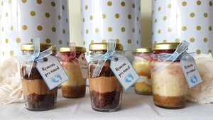 Pack de 12 mini jars