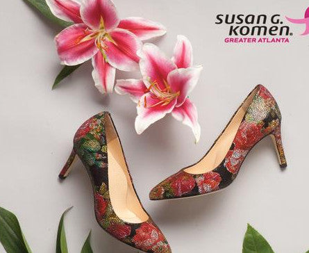 Walk This Way to Support Susan G. Komen Greater Atlanta