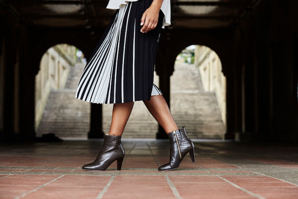 Fall Fashion Make a Statement and Support your Feet : Get Comfortable