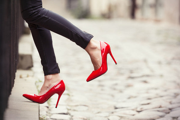 The Past, Present, and Future of Comfortable Heels