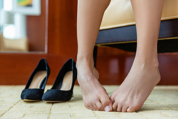 Three Issues You can Avoid by Choosing Comfortable Work Shoes