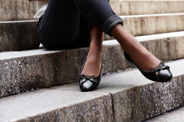 The Most #Comfortable Ballet Flats Ever to Support and Protect Feet