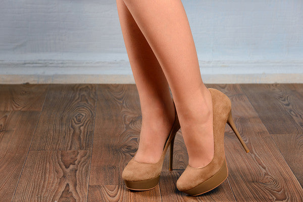 How to Properly Care for Your Suede Pumps