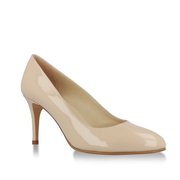 Nude High Heel Pump