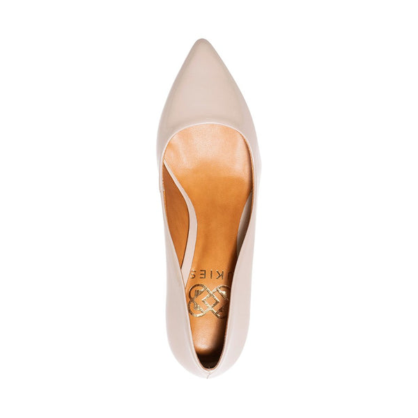 Ari - Nude Patent Leather - UKIES