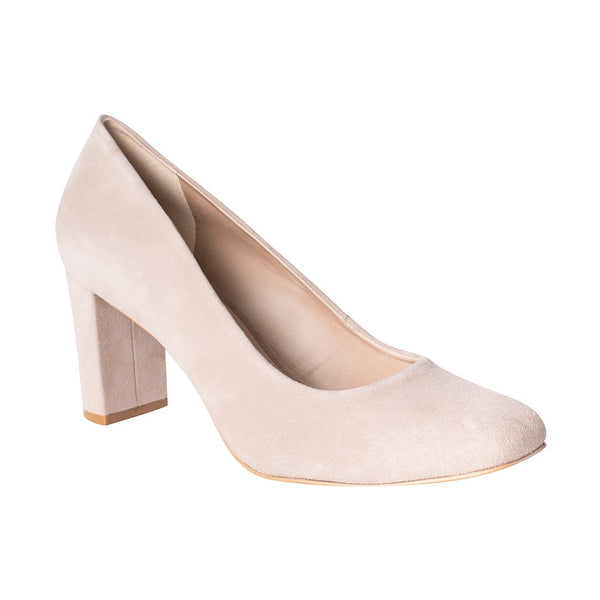Brook - Taupe Suede Leather - UKIES