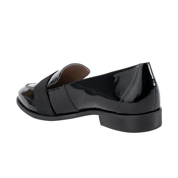 Debbie Black Patent Loafers - UKIES