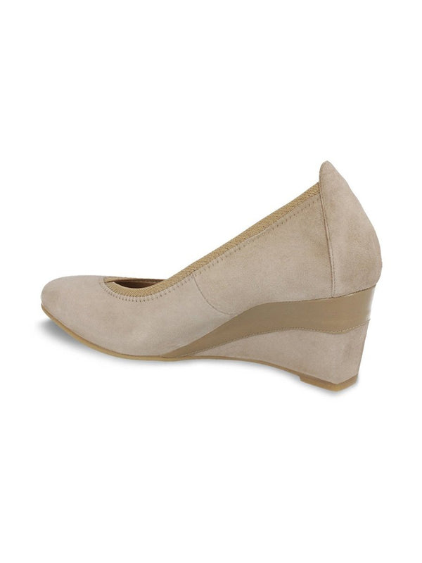 Quincy- Taupe Suede - UKIES