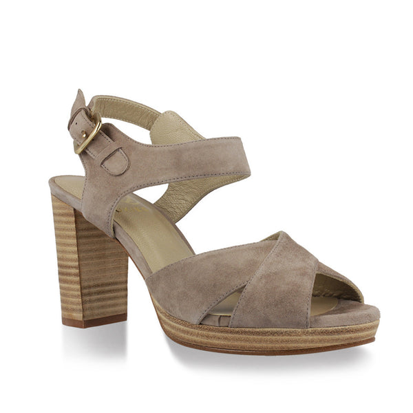 Tango- Taupe Suede - UKIES