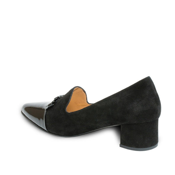 Pumps - Paloma - Black Suede