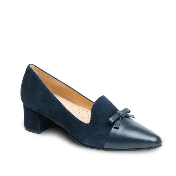 Pumps - Paloma - Navy Suede