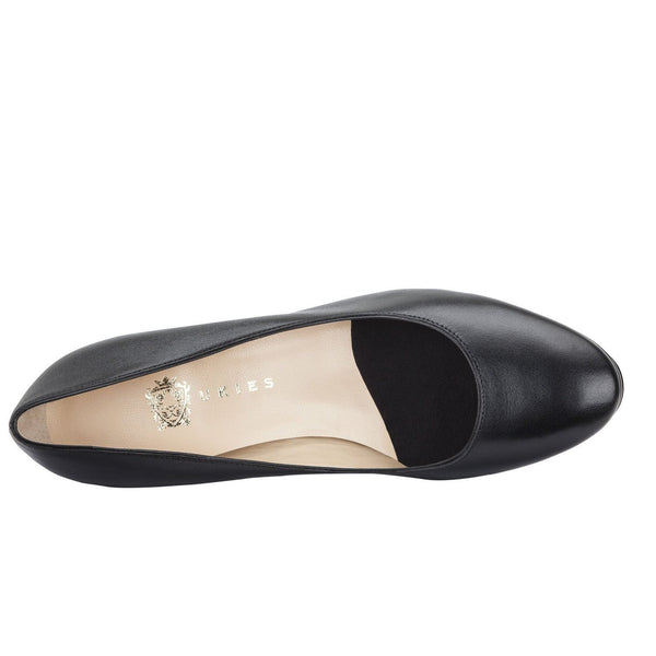Shoes - Paris - Twilight Black Nappa